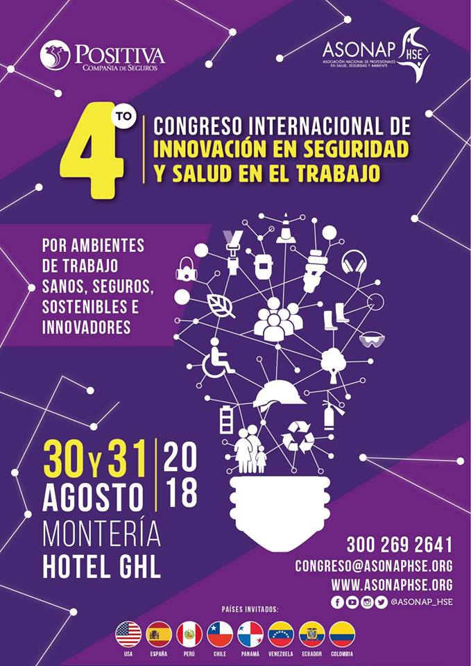 4to Congreso Internacional de Innovación en SST