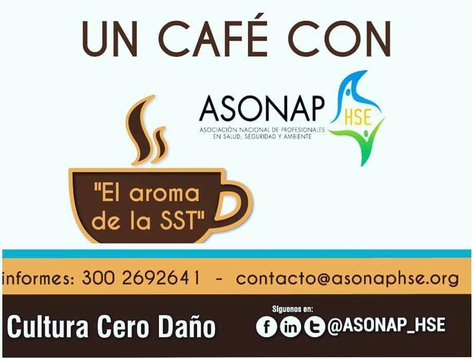 Un Café con ASONAP HSE