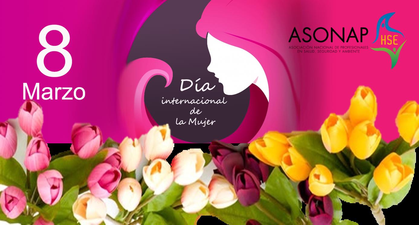 Día internacional de la mujer y su rol en la mejora de la seguridad y salud en el trabajo