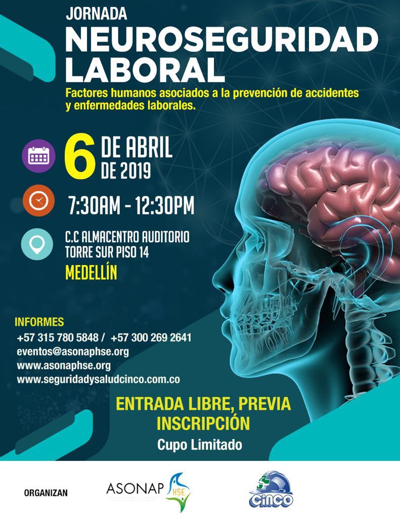Primera Jornada de Neuroseguridad Laboral