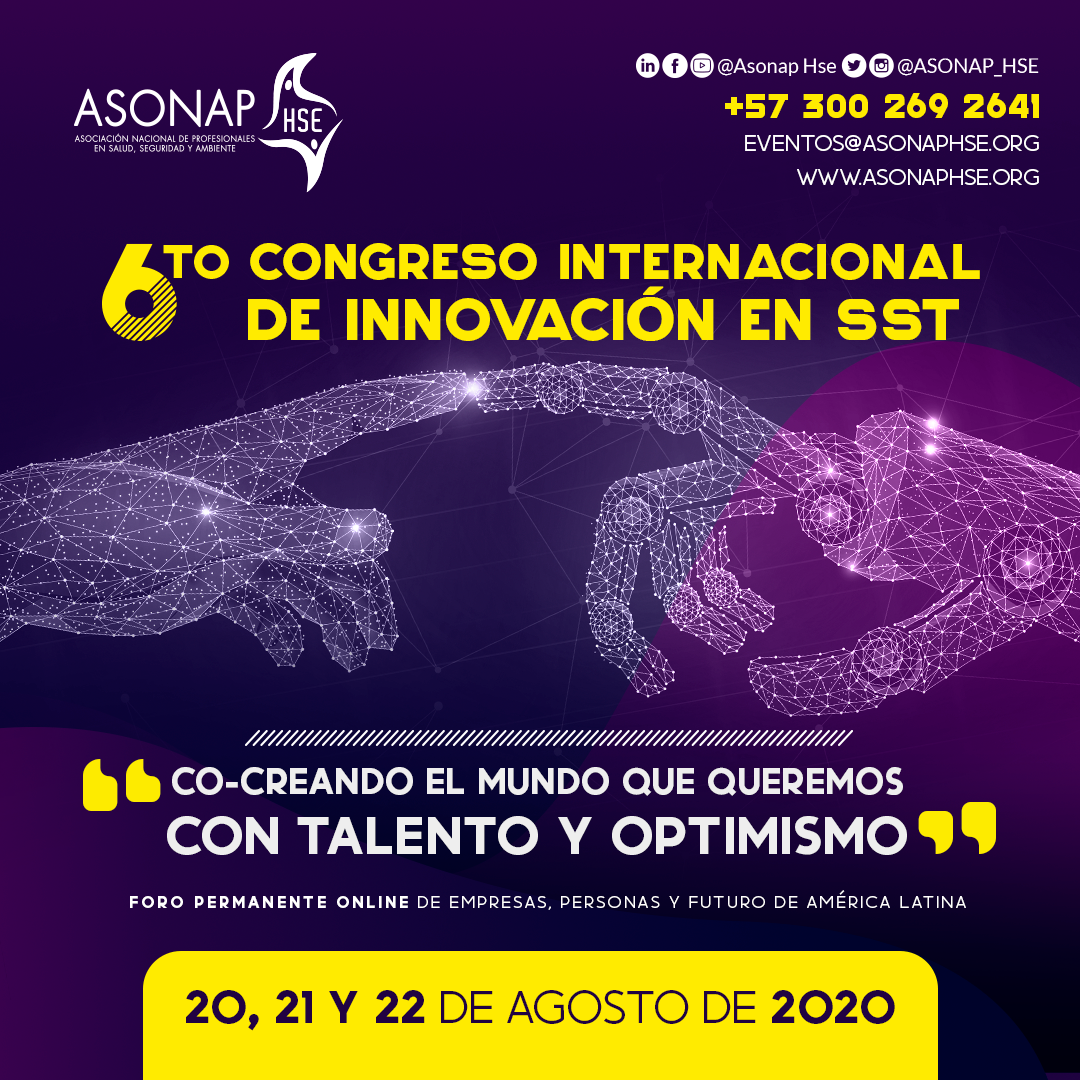 6to Congreso Internacional de Innovación en SST