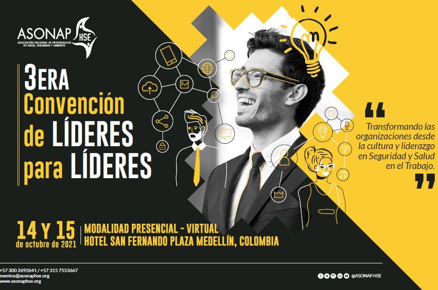 3era Convención de Líderes para Líderes